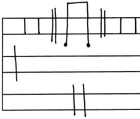 5 para blank